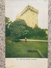POSTCARD UNUSED- IRELAND, Co. CORK, BLARNEY CASTLE ABOUT 4 MILES NW OF CORK CITY