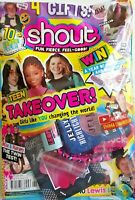 SHOUT MAGAZINE APR 2020 # 604 = 4 GIFTS