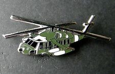 SIKORSKY BLACK HAWK UH-60 HELICOPTER US ARMY AVIATION LAPEL PIN BADGE 1.5 INCHES