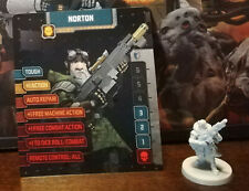 Zombicide: Invader Norton Luckless Survivor miniature Kickstarter Exclusive