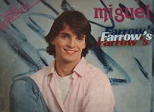 MIGUEL BOSE in ITALIANO disco LP 33 g. MIGUEL 1980 stampa ITALIANA made in ITALY