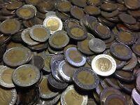 200 Gramm Restmünzen/Umlaufmünzen Ägypten