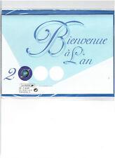 timbres France BLOC BIENVENUE EN L' AN 2000 Neuf luxe sous blister