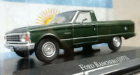 ixo 1/43 Ford Ranchero truck 1973 Argentina die cast model