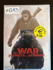 THE WAR - IL PIANETA DELLE SCIMMIE (DVD) NUOVO