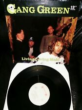"GANG GREEN LP -""LIVING LOVING MAID"" 1987/ RR 2463 1"