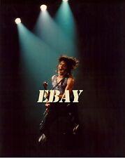 Eddie Van Halen 1979 Vh Ii World Tour 8x10 Color Photo #2