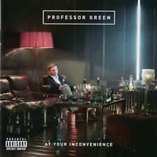 Professor Green - At your inconvenience - CD -