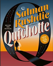 ✔ Quichotte by Salman Rushdie: New ✅ FAST DELIVERY ✅