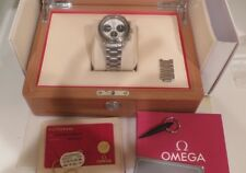 Omega Speedmaster Racing Co-Axial Swiss Automatic Chronograph Chronometer Watch
