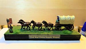 American Civil War Collection 15mm Mini Dioramas Union & Confederate Figures