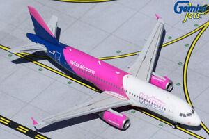 Wizz Air Airbus A320-200 HA-LWC Gemini Jets GJWZZ1978 Scale 1:400 IN STOCK