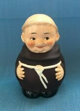 Goebel Porcelain Friar Tuck Bank - W. Germany