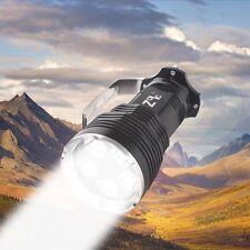 ZoIc 9000Lm 5x CREE XM-L T6 LED High Power Flashlight Torch Lamp Light AU STOCK