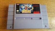 Doomsday Warrior (US) SNES Super Nintendo NTSC #