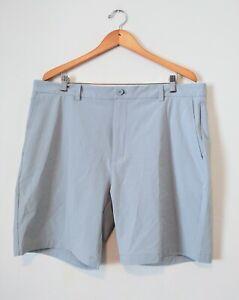 "Vineyard Vines Men's Breaker 8"" Shorts 40"" Blue Gray Performance Chino Golf EUC"