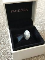 White Looking Glass - Genuine PANDORA Charm
