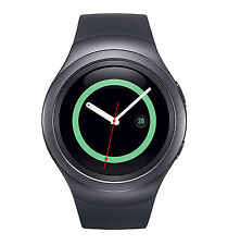 Samsung Galaxy Gear S2 SM-R720 Smartwatch - Dark Gray