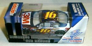 1:64 ACTION 2011 #16 3M 9/11 HONORING OUR HEROES FUSION GREG BIFFLE PITSTOP NIB