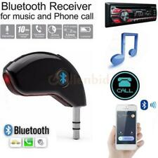 AUX Car Wireless Bluetooth 4.2 Receiver Speaker Music Stereo Audio Adapter Mic