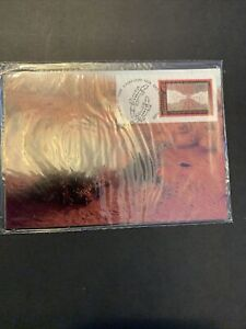 1993 — Dreamings — Maxi Cards — 4v set.  SEALED XX