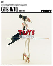 3a THREEA POPBOT SERIES GEISHA TQ NO HOSHI PINK BLUE CLOTHING 1/6 Preorder