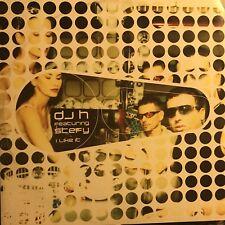 DJ H featuring STEFY • I Like It • Vinile 12 Mix • 2000 W&W