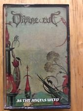Divine Eve As The Angels Weep Cassette MC Death Metal Nuclear Blast Release NM