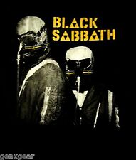 BLACK SABBATH cd cvr NEVER SAY DIE Official Black SHIRT MED New ozzy osbourne