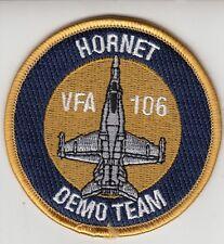 VFA-106 DEMO TEAM SHOULDER PATCH