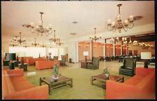 CASA GRANDE AZ San Francisco Giants Grande Motor Inn Hotel Lobby Vtg Postcard PC