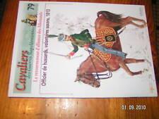 Osprey Cavalier Guerre Napoléon N°79 Alliance allemande