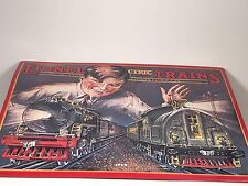 Hallmark Lionel 1929 Catalog Cover Tin Sign Replica Great American Railways