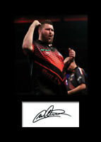 MICHAEL SMITH #1 Signed (Reprint) Photo A5 Mounted Print - FREE DELIVERY