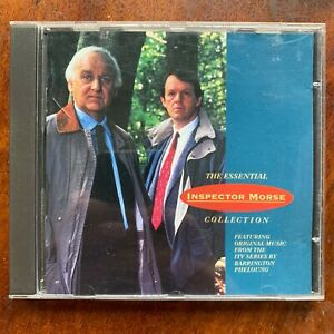 Essential Inspector Morse Collection CD Original Music from the TV Series