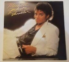 Michael Jackson LP, Thriller, Epic QE 38112 ORIGINAL 1982 Carrollton Press EX/EX