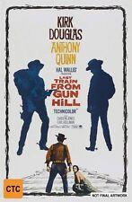 Last Train From Gun Hill (DVD, 2006)