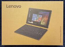 "Lenovo Miix 310-10ICR 2 GB Tablet-PC, Windows® 10, 25,7 cm (10,1"")  -  NEU & OVP"