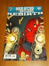 RED HOOD AND OUTLAWS REBIRTH #1 DC COMICS NM (9.4)