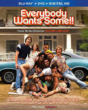 EVERYBODY WANTS SOME!! (NEW BLU-RAY)