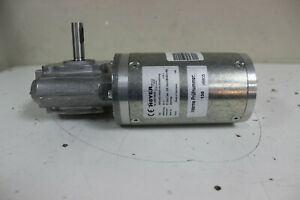Hoyer 220713D Gearmotor MBDX40/I+SN40 Rotational Speed 51 min-1 at 1200 Ncm 24V