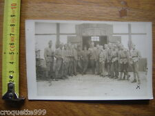 Carte photo MILITAIRE WWI 14/18 Victor Tarby