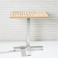 Gartentisch Edelstahl Holz Gunstig Kaufen Ebay