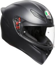 Casco de Moto AGV K1 Color: Negro Mate Tallas: S (55) Sport Touring