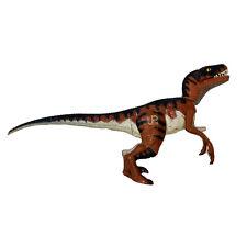 1997 Jurassic Park Velociraptor Jp06 Site B Dinosaur Hasbro Amblin Figure Used