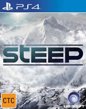 Skiing/Snowboarding Video Games with Online Playability