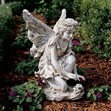 Ky71004 - Fiona, the Flower Fairy Sculpture - Home or Garden
