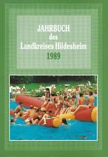Jahrbuch des Landkreises Hildesheim 1989 Wissenswertes 238 Seiten Sehr gut!