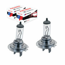 2 x H7 Halogen Car Headlight Bulbs - 55w Replacement Lamps 12v 477 PX26d AP
