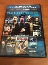 8 Action Movies (DVD) The Lookout...2 discs, over 12 hours...107